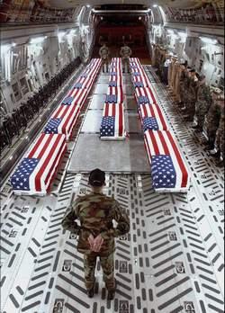 Fallen Soldiers Return From Iraq
