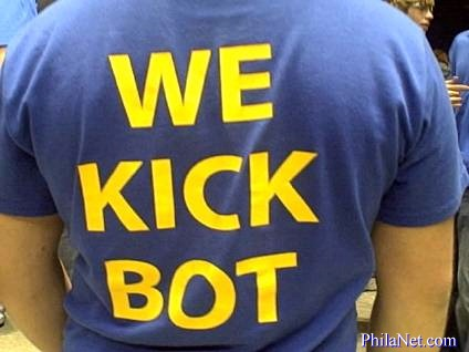 We Kick Bot!